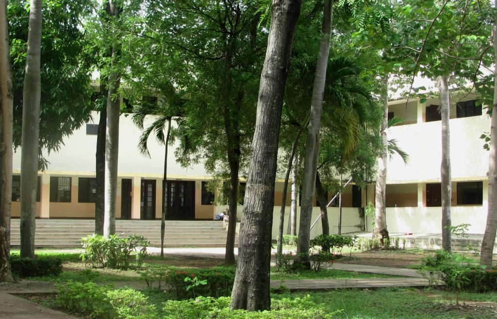 Instituto de Anatomía. UASD